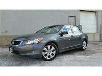 2010 Honda Accord EX-L **LEATHER-ROOF-ONLY 100KM**