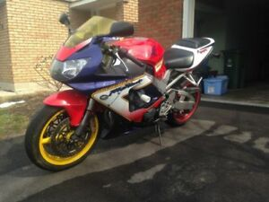 Mint Honda CBR 929 RR (reduced for quick sale)