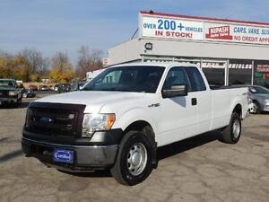 2013 Ford F-150 EXT-CAB 4X4 ONE OWNER NO ACCIDENTS ONTARIO TRUCK