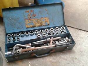 Socket Set - S.A.E and Whitworth MAKE AN OFFER! MUST SELL! Colo Heights Hawkesbury Area Preview