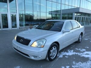 2002 Lexus LS 430 *** FULLY LOADED & INSPECTED *** IMMACULATE