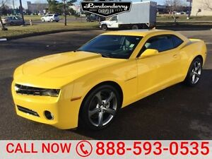 2013 Chevrolet Camaro RS COUPE Accident Free,  Navigation (GPS),