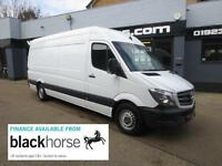 2014 Mercedes-Benz Sprinter 313 (New Shape) 2.2CDi 129ps LWB High Roof E/PACK Di