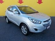 2014 Hyundai ix35 LM3 MY14 Active Silver 6 Speed Sports Automatic Wagon Winnellie Darwin City Preview