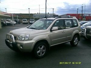 2005 Nissan X-Trail T30 TI (4x4) Gold 4 Speed Automatic Wagon Coopers Plains Brisbane South West Preview