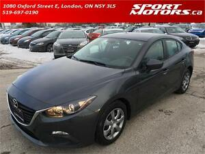 2014 Mazda3 GX-SKY! **23,000 KMs** A/C! Power Group!
