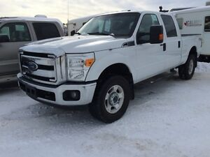 2013 Ford Super Duty F350 SRW XLT