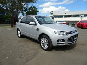 2013 Ford Territory SZ TS Seq Sport Shift Lightning Strike 6 Speed Sports Automatic Wagon Nowra Nowra-Bomaderry Preview