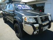 2006 Toyota Hilux GGN25R MY05 SR5 Black 5 Speed Manual Utility Edwardstown Marion Area Preview
