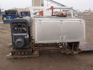 Lincoln Electric Welding Skid!! MUST SELL!!!