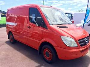 2008 Mercedes-Benz Sprinter 311 CDI Yeerongpilly Brisbane South West Preview
