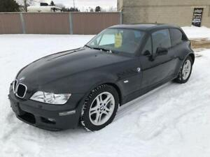 1999 BMW Z3 Coupe 80000kms rare and in mint condition $17895