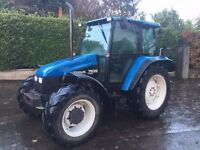 1996 New Holland 7635 Dual Command c/w Air-Con