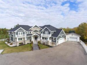 Rural Strathcona County,  Home for Sale - 6bd 4ba/2hba