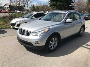 2008 INFINITI EX35 125567 kM, Safety & ETEST for ON or QC INCL.