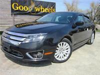 2011 Ford Fusion Hybrid-LOADED-NAVIGATION-REAR VIEW CAMERA