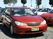 2005 Toyota Camry ACV36R Altise Limited Sedan 4dr Auto 4sp, 2.4i [MY Red Automatic Sedan Colyton Penrith Area Preview
