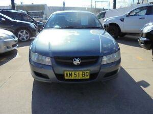 2004 Holden Commodore VZ Acclaim Grey 4 Speed Automatic Sedan Granville Parramatta Area Preview
