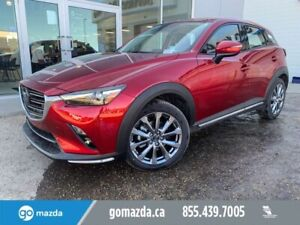 2019 Mazda CX-3 GT AWD W/NAPPA LEATHER