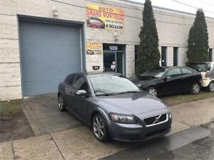 2007 VOLVO C30 MANUAL , AC, MAGS, GR-ELECTRIC...** 3450$ **