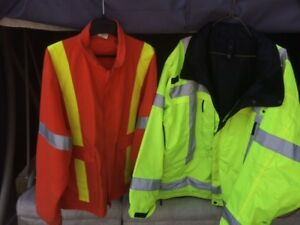 High Visibility Safety Jackets (5.11 Tactical & Ago 32 Degrees)