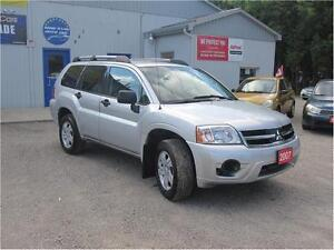2007 Mitsubishi Endeavor LS|AWD|NO RUST|MUST SEE|123 MILES
