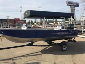 Mirrocraft 16' Laker - Fishing Boat Package
