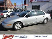 2002 Saturn SL 4dr Sedan