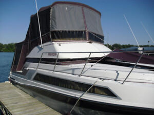 STEAL THIS BOAT!! 27' Carver Santego Double Cabin