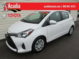 2015 Toyota Yaris LE **FREE WINTER TIRES**
