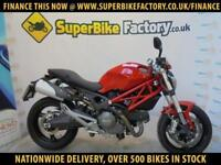 2010 10 DUCATI MONSTER M696 PLUS