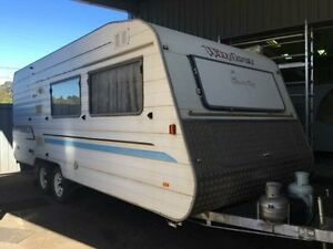 1998 Windsor Sunchaser Caravan Unanderra Wollongong Area Preview