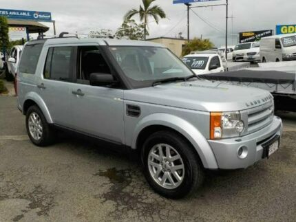 2009 Land Rover Discovery 3 Series 3 09MY SE Silver 6 Speed Sports Automatic Wagon