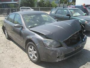 NISSAN ALTIMA (2002/2006 FOR PARTS PARTS PARTS ONLY)