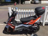 125cc moped quick sale
