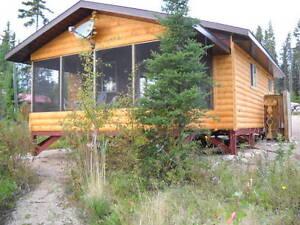 lakefront cottage on wekusko lake.......snowlake mb