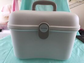 Mamas & Papas baby vanity carrying case