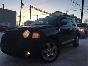 2007 Jeep Compass Limited 4X4 = LEATHER - SUNROOF = REMOTE START