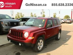 2012 Jeep Patriot SPORT, AUTO, 4X4, POWER OPTIONS