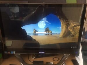 """Samsung 23.6"""" Series7 DP700A3D All-in-One Touchscreen Computer i"""