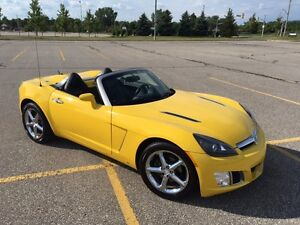 2008 Saturn Sky Red Line (Turbo) Convertible