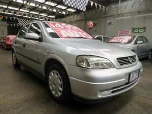 2003 Holden Astra TS City 4 Speed Automatic Hatchback Mordialloc Kingston Area Preview