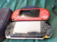 2 psp and games