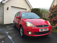 2006 New Model Ford Fiesta 1.2 Full Years MOT
