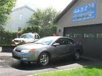 2005 Saturn Ion Quad Coupe Uplevel