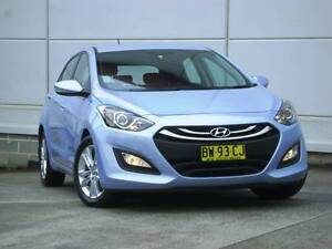 2013 Hyundai i30 Hatchback Moss Vale Bowral Area Preview