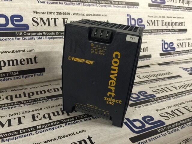 Power One AC DC ConverterLWN 1801-6