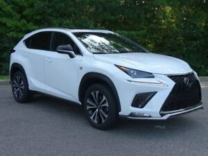 2018 Lexus NX 300 F-Sport- Lease Takeover