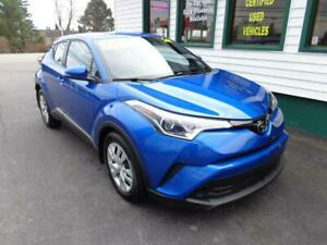 2019 Toyota C-HR XLE for only $196 bi-weekly all in!