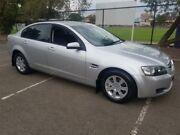 2008 Holden Commodore VE MY08 Omega Silver 4 Speed Automatic Sedan Granville Parramatta Area Preview